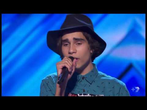 The X Factor Australia 2015 - Auditions - Isaiah Firebrace