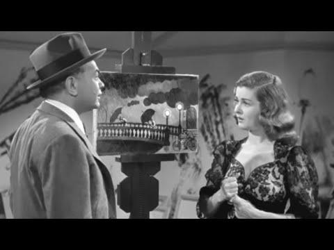 Scarlet Street(1945) Fritz Lang- Drama,Film-Noir,ThrillerFilm