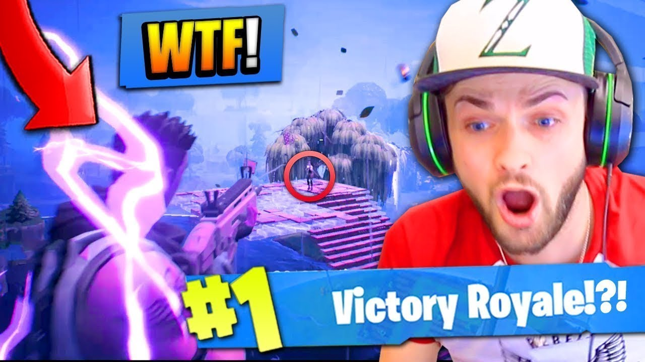 Best Fortnite player in the universe