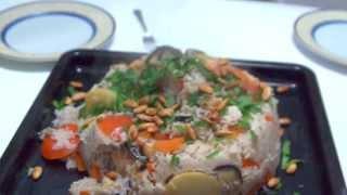 Makluba- Palestinian Food
