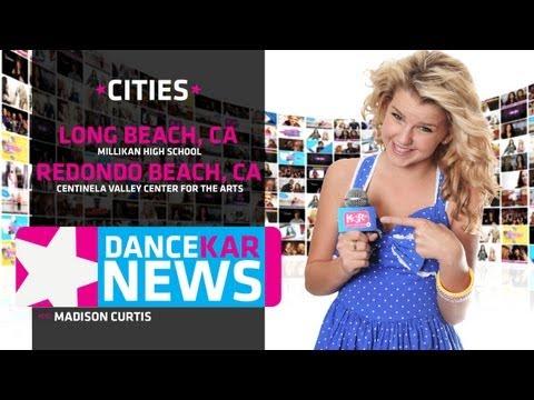 DanceKAR  04 2013 Sophia Lucia, Kaitlyn Jenkins, Grammys, Long Beach Redondo Beach