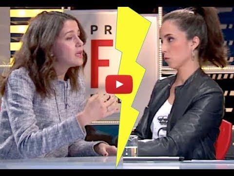 Arrimadas destroza a una de TV3: 'Puedo hablar en castellano ¿no?'