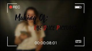 Making Of: Eye Slice Pictures | TFC PAULA JIMÉNEZ PERALES