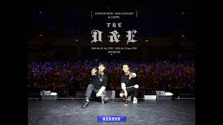 "Cover images Super Junior D&E ""The D&E"" Concert Theme Song"