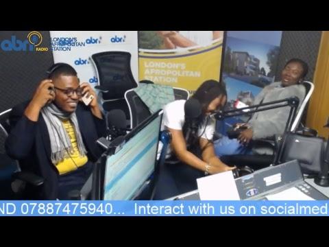 Metropolitan Mix - Afua interviews  Nollywood stars Timini Egbuson and Dakore Egbuson - Akande