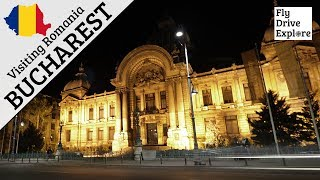 Bucharest - Visiting Romania For The First Time