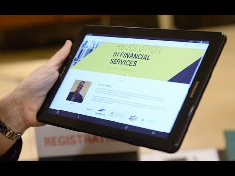 FORCS - The Digital Revolution in Financial Services - 2017