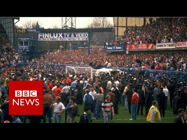 What Happened At Hillsborough Bbc News Youtube