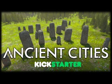 ANCIENT CITIES - Neolithic Survival and Strategy City Builder