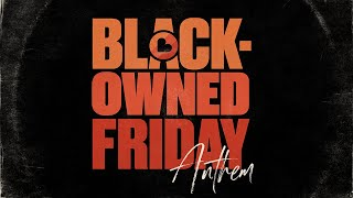 Wyclef Jean ft. Jazzy Amra - The Black-Owned Friday Anthem