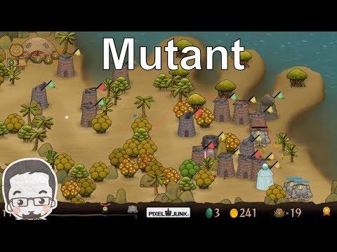 PixelJunk Monsters (PC) - Mutant Achievement |