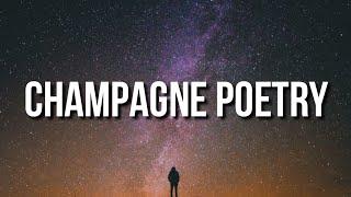 Drake - Champagne Poetry (Lyrics)