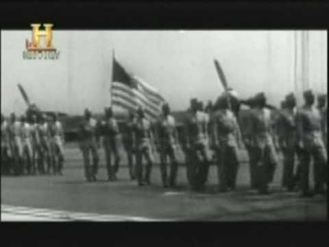 """Ases de combate """"Los pilotos de Tuskegee"""" (Español Latino)"""