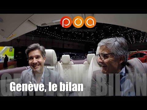 Salon de Genève 2017 : le bilan de POA 19/19