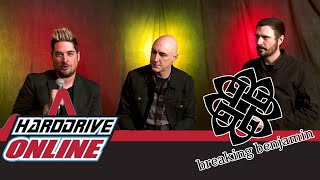 Breaking Benjamin Talk Writing 39 Red Cold River 39 Releasing 39 Ember 39 And Virtual Reality Gaming