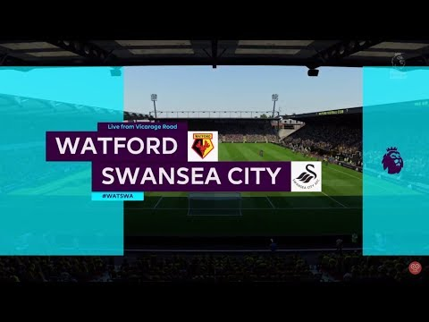 Watford vs Swansea City | Premier League | 30/12/2017