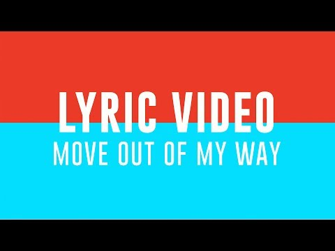 MOVE OUT OF MY WAY  | LIVE in Melbourne | Planetshakers Official Lyric Video