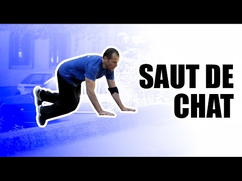 Tutos Parkour #7 - Le saut de chat