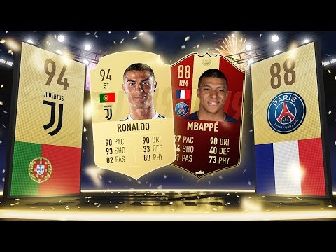 I DON'T BELIEVE THIS 2 PLAYER PACK IS POSSIBLE?! FIFA 19 PACK REACTIONS