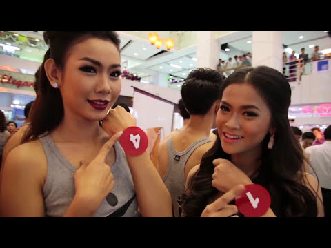 Asia New Star Model Contest 2016, Face of Myanmar Semi-Final - Full Contest