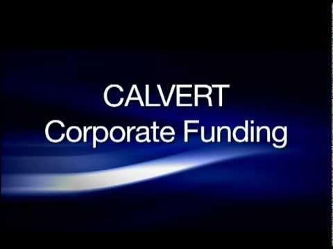Calvert Corporate Funding--About