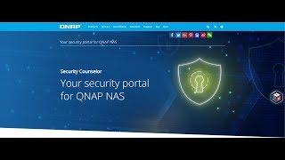 QNAP QTS 4.3.5 New Security Counselor Previe & App Center Integration HD Station App