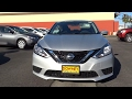 2017 Nissan Sentra Cerritos, Los Angeles, Buena Park, South Bay, Downey, CA 170209