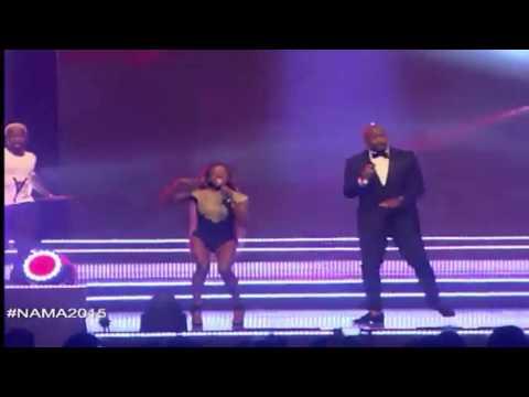 NAMA2015 Saturday Awards - Gazza, Lady May and Keko's Performance
