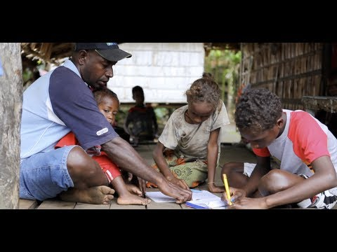 Solomon Islands - Working together for healthy communities