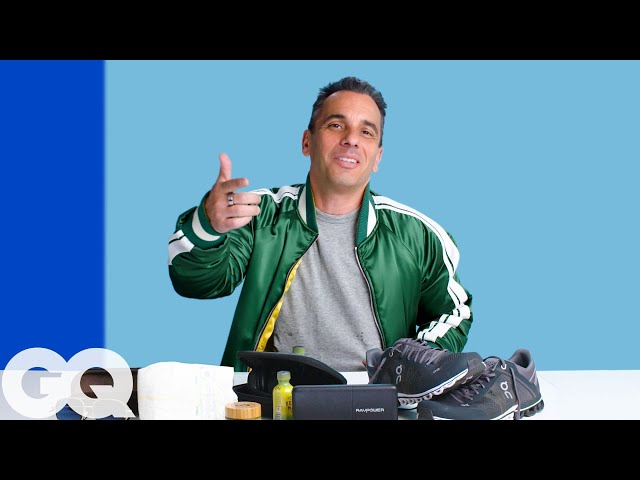 10 Things Sebastian Maniscalco Can't Live Without | GQ