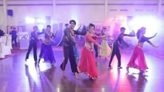 Udari and Sangeeth Wedding Surprise Dance Act