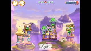 Angry Birds 2 Level 677 Walkthrough Gameplay
