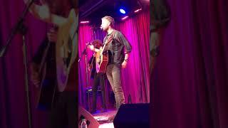 Dierks Bentley Acoustic set