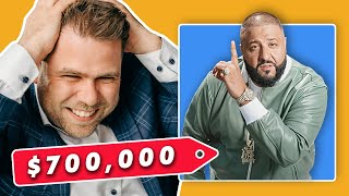 Watch Expert Reacts To DJ Khaled's $700,000 Collection