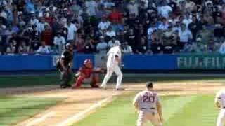 Jason Giambi beats Boston - 8/28/08