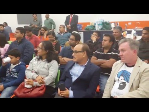 Welcome New Indian Migrants to South Australia by FICSA