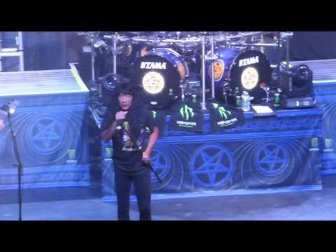 """Caught in a Mosh"" Anthrax@Wellmont Theatre Montclair, NJ 3/29/17"