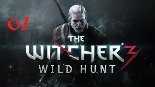 The Witcher 3: Wild Hunt #1 Начало, Заставка