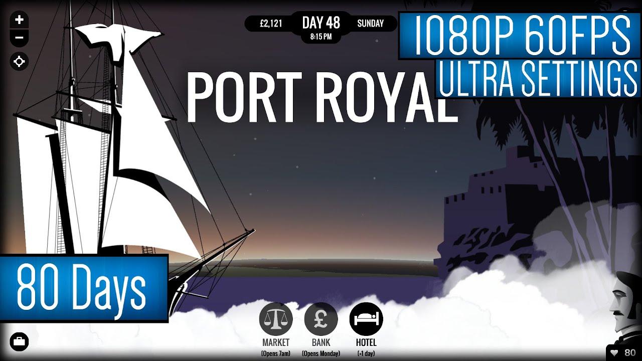 Download 80 Days Gameplay PC HD [1080p 60FPS]