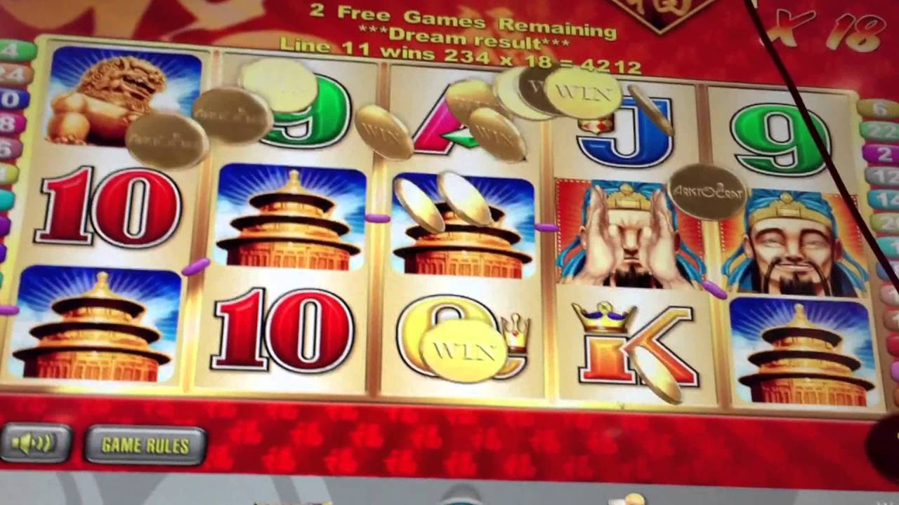 Lucky 88 Slot Machine Big Win