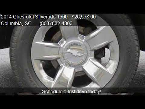 2014 Chevrolet Silverado 1500  for sale in Columbia, SC 2921