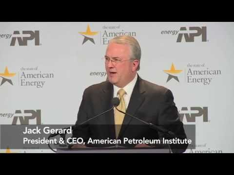State of American Energy 2015: Political Agreement On Investing in Energy Infrastructure