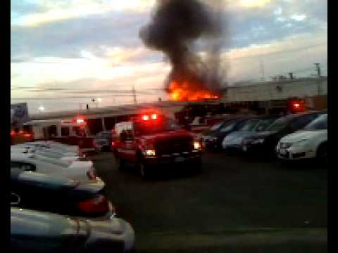 Beverly Ma Fire North Shore Volkswagen Dealership 2 Of
