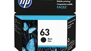 HP 63 Black Original Ink Cartridge (F6U62AN) review