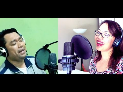 Basta't kasama kita (Duet Cover) - Diane de Mesa & Stephen Yare