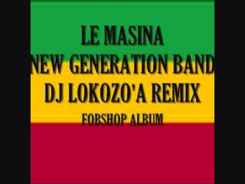DJ LOKOZO'A LE MASINA NEW GENFOBSHOPREMIX