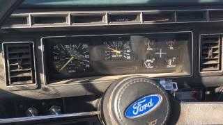 1994 FORD F700 Cold Start - Cummins 5.9L P-Pump