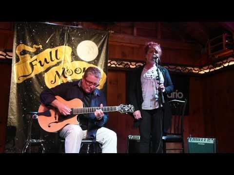 Stevie Wonder - If it's Magic - Martin Taylor +Allison Burns. AMAZING Jazz Cover