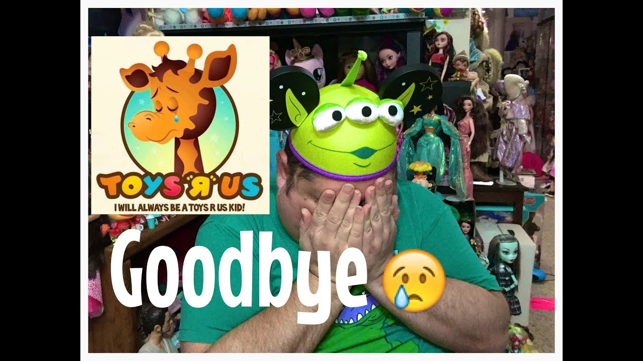 I Can T Believe Toys R Us Is Closing Forever Channel