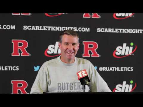 John McNulty previews Boston College matchup -- Rutgers Scarlet Knights Football